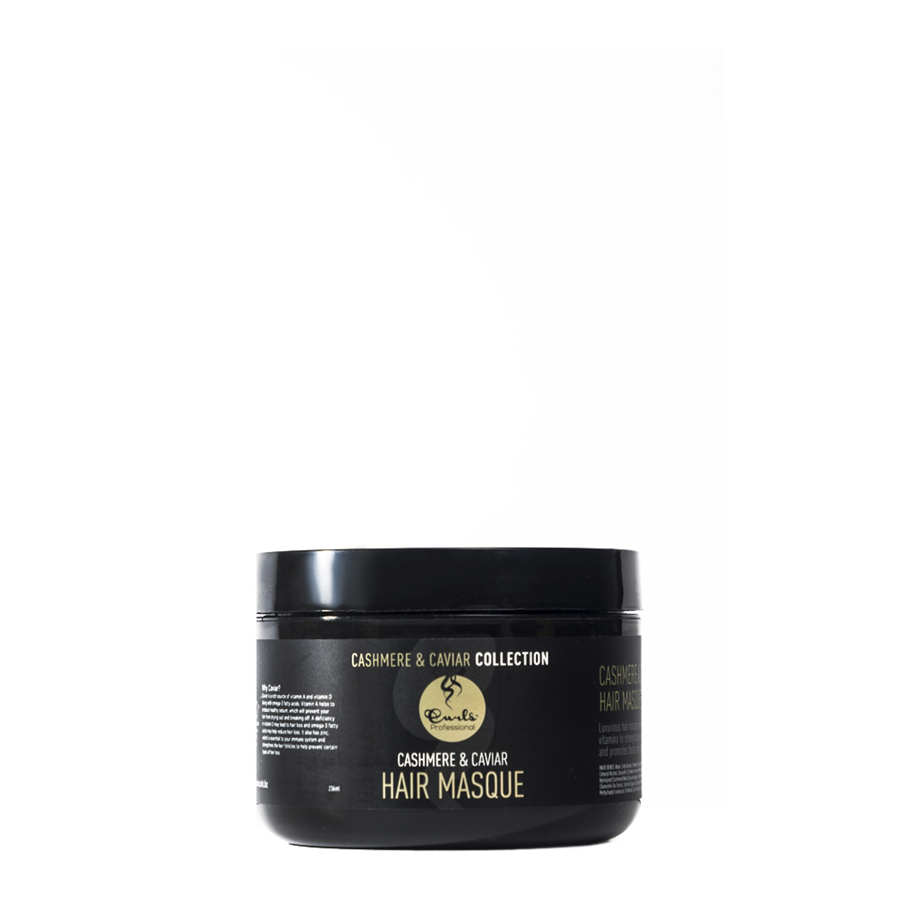 Curls Cashmere Caviar Hair Masque