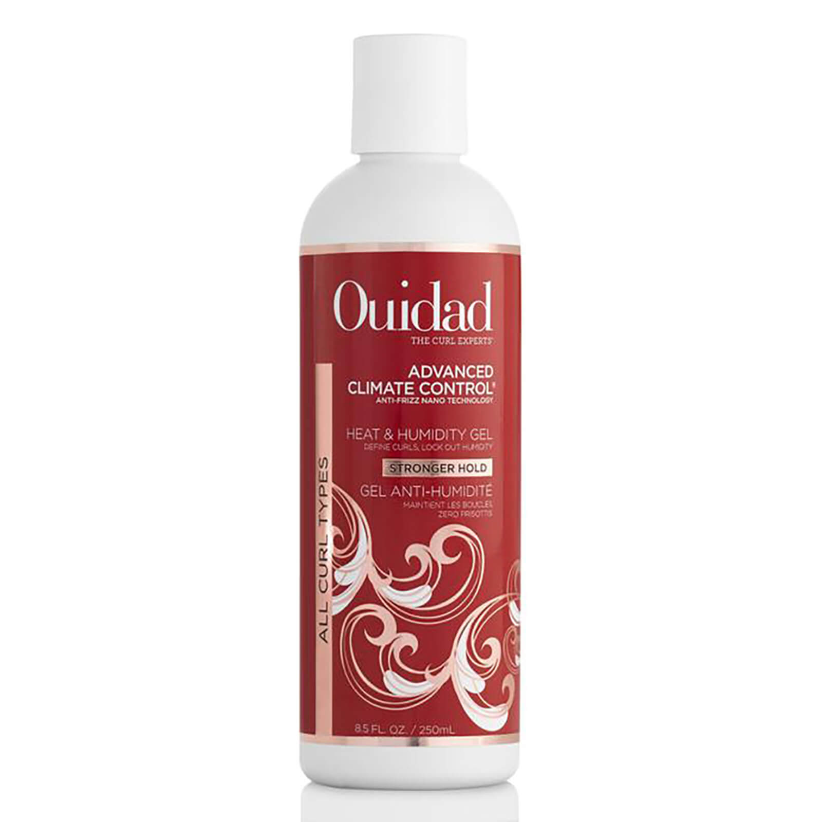 Ouidad Advanced Climate Control Heat and Humidity Gel - Stronger Hold