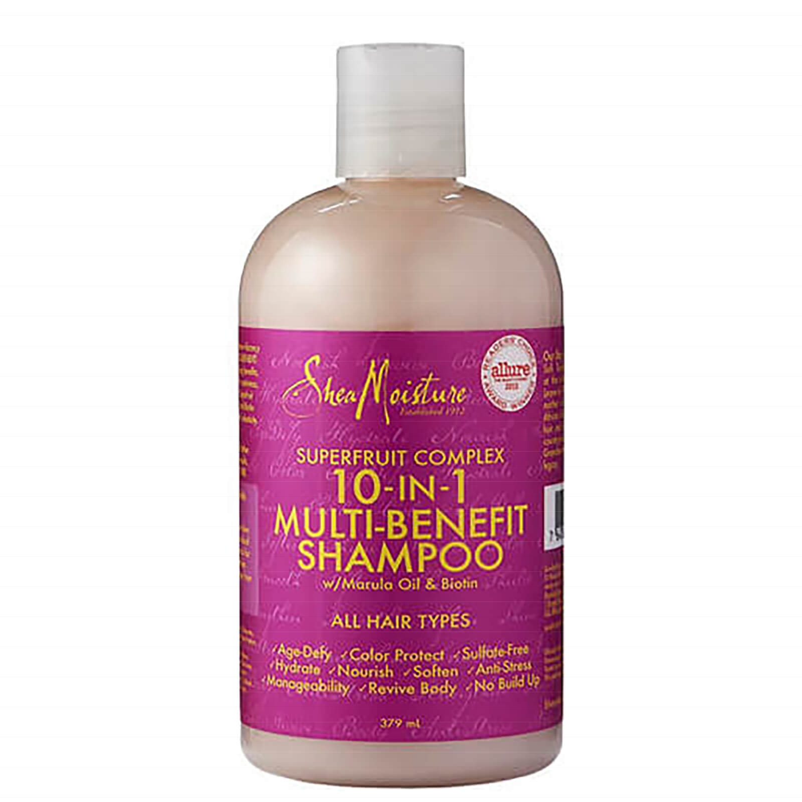 Shea Moisture Superfruit Complex 10 In 1 Renewal System Shampoo