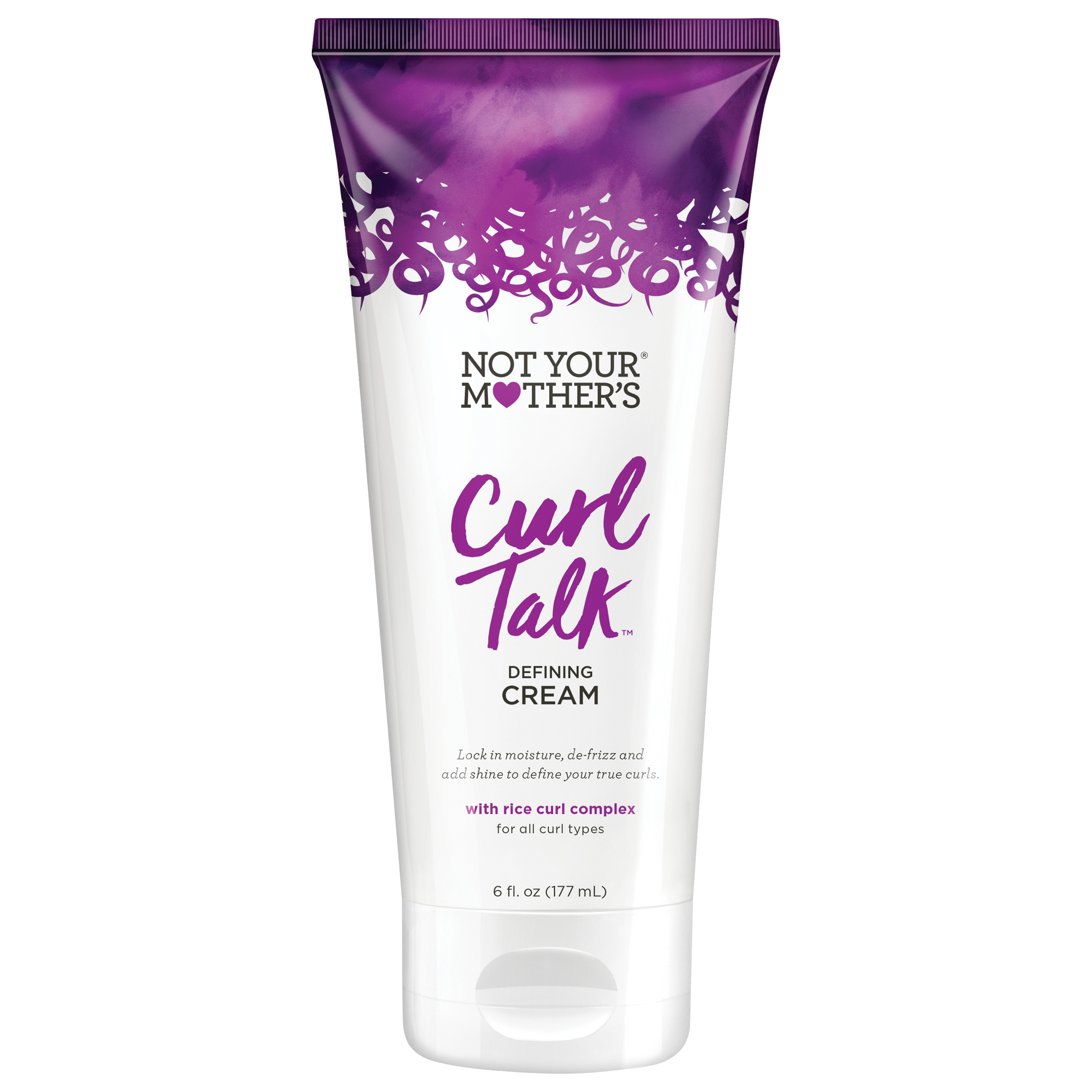 Not Your Mother's Curl Talk Defining Cream