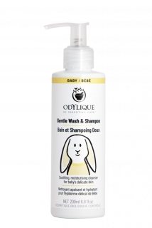 Odylique Baby Gentle Wash & Shampoo