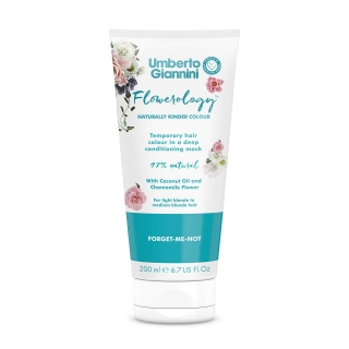 Umberto Giannini Flowerology Temporary Colour Mask – Forget me not