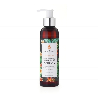 Flora Curl African Citrus Superfruit Hair Oil