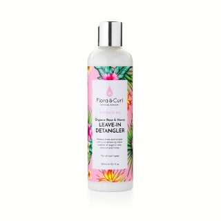 Flora Curl Organic Rose & Honey Detangler