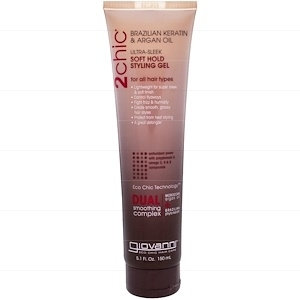 Giovanni 2chic® Ultra-Sleek Soft Hold Styling Gel