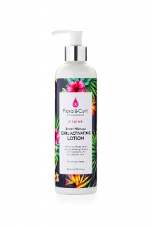 Flora Curl Sweet Hibiscus Curl Activation Lotion