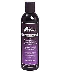 The Mane Choice 3 In 1 Revitalise And Refresh Conditioner Co Wash Leave In Detangler