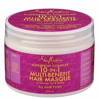Shea Moisture Superfruit Complex 10 In 1 Renewal System Hair Masque